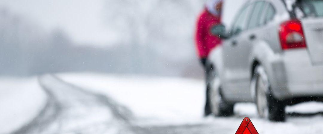 Asiantuntija: Miksi autosi akku temppuilee enemmän talvella