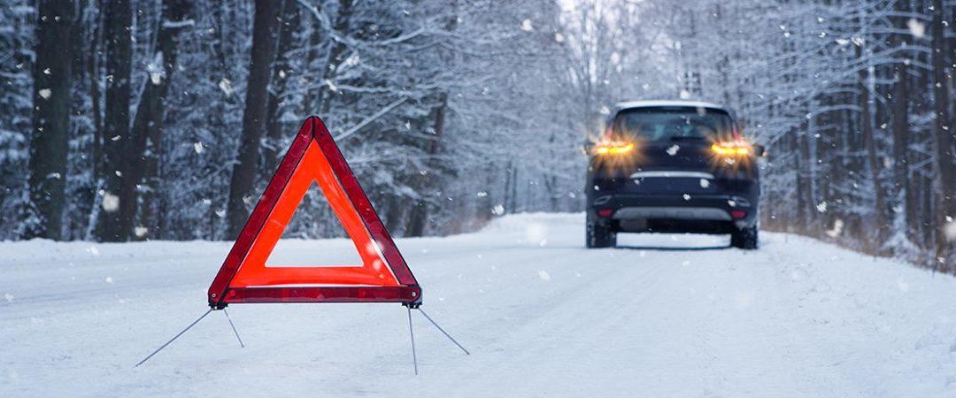 Pidä autostasi huolta talvella: Näin selviät kevääseen asti